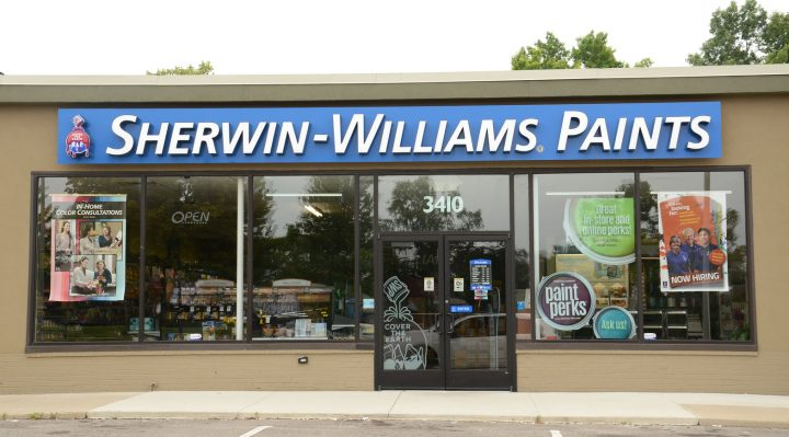 Sherwin Williams Store