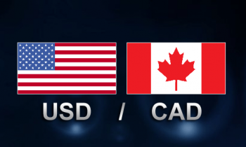 USD / CAD Technical Analysis Oct 21