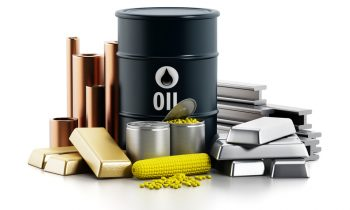 Commodities: Gold Climbs to One-Month High as Oil, Dollar Slip
