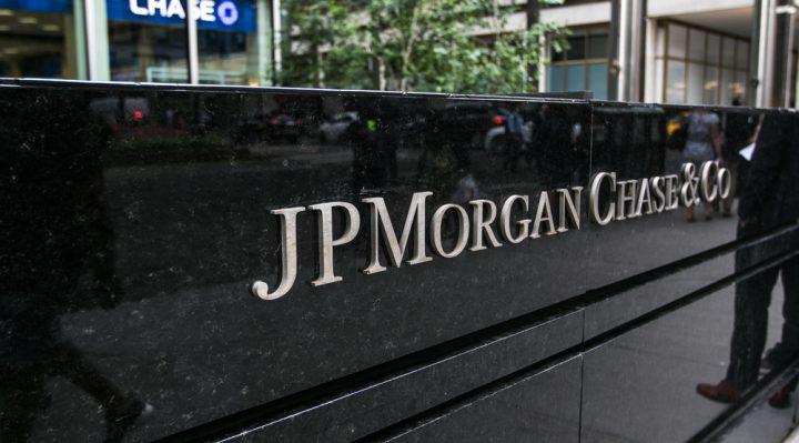 JPMorgan Chase & Co. NYSE: JPM