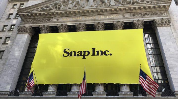 Snap Inc NYSE: SNAP