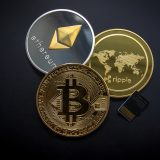 Bitcoin Rallies in Mixed Weekend of Trading for Cryptos
