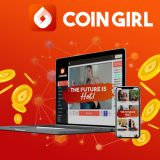 COINGIRL: PLATFORM TURNED TO THE PUBLIC ADULT USA BLOCKCHAIN OF THE ETHEREUM TO GUARANTEE ANONIMATE IN PAYMENTS