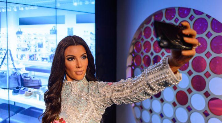Marko Stout fan Kim Kardashian