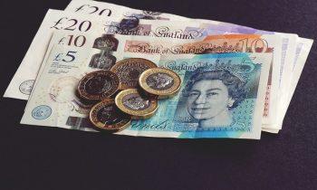 British Pound Slides Against the US Dollar on Weak Data