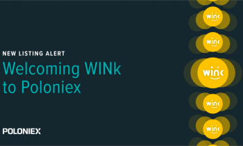 $WIN Token is Listed on Poloniex