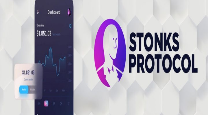 Stonks Protocol: The De-Fi Project applying the principle of traditional Hedge Funds but in a decentralized way